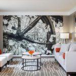 Eye Catching Mural Interior Design Of Of The Week Janurary