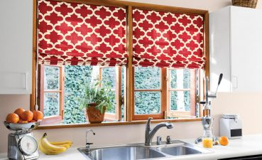 Fascinating Creative Window Treatments