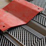 Fascinating Floor Decoration Of Cheapest Interlocking Garage Tiles Tile Ideas Within