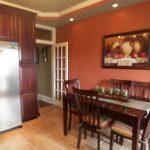 Fascinating Kitchens Painted Orange Of Benjamin Moore Audubon Russet This Actually Kitchen