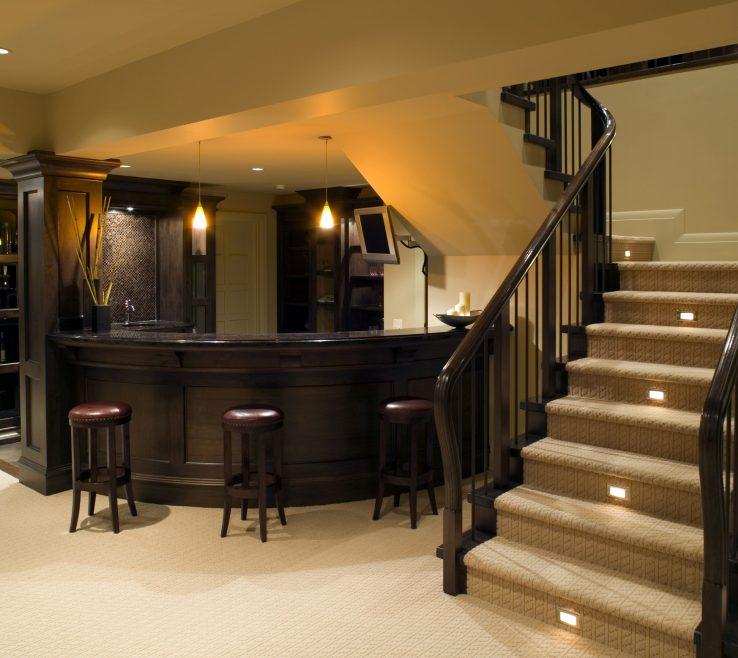 Fascinating Modern Staircase Lighting