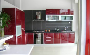 Fascinating Red And Black Kitchen S Of Wall Ideas Aqua Decor Cupboards Color