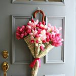 Flower Arrangements For Front Door
