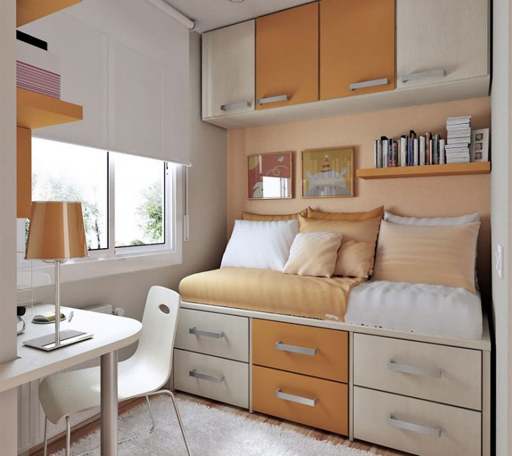 Impressing Furniture Small Bedroom Of Quicklook For Custom Spaces