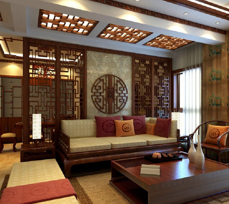 Impressing Hall Partition Designs Of Drawing And Dining Room Living Design Partitions