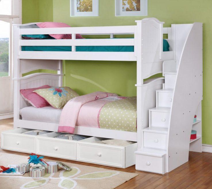Impressive Built In Beds