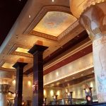 Impressive Column Designs For Interior Of A Cheesecake Factory Location In Austin Wil