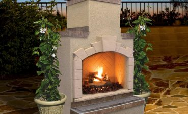 Impressive Contemporary Outdoor Fireplace Designs Of Image Of Best Screens