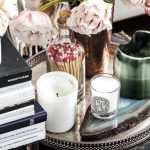 Impressive Flowers For Coffee Table Of Designer Tips Styling A