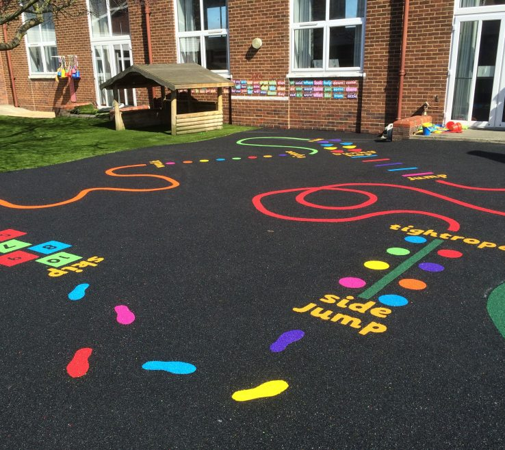 Impressive Outdoor Playground Flooring Ideas Of I Have Always Loved The Idea
