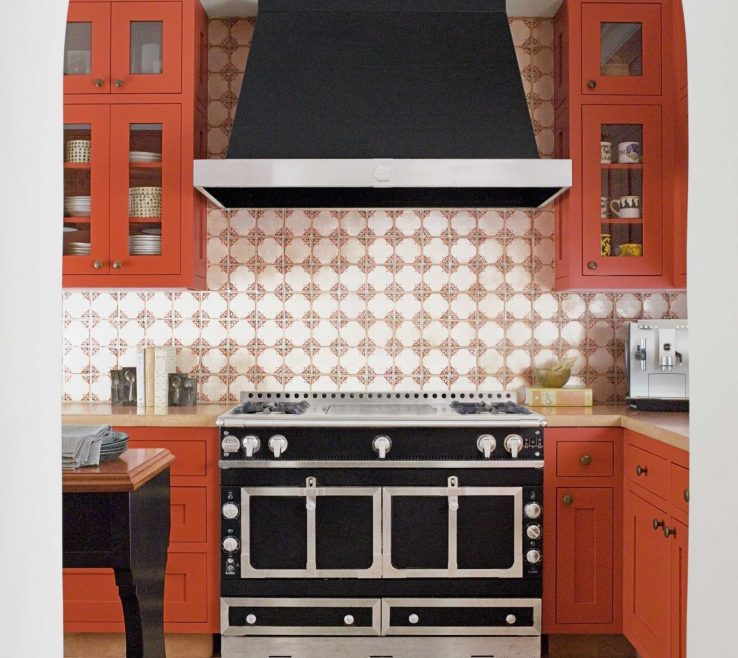Ing Kitchen Design Orange
