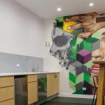 Ing Mural Interior Design Of Digital Mural Marketing Sunshine Coast