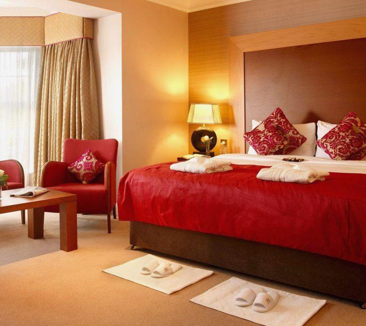 Romantic Bedroom Colors - ACNN DECOR