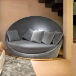 Inspiring Round Sofa Set Designs Of Style Roundup