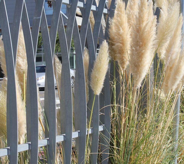 Interior Design For Modern Fence Designs Metal Of Steel