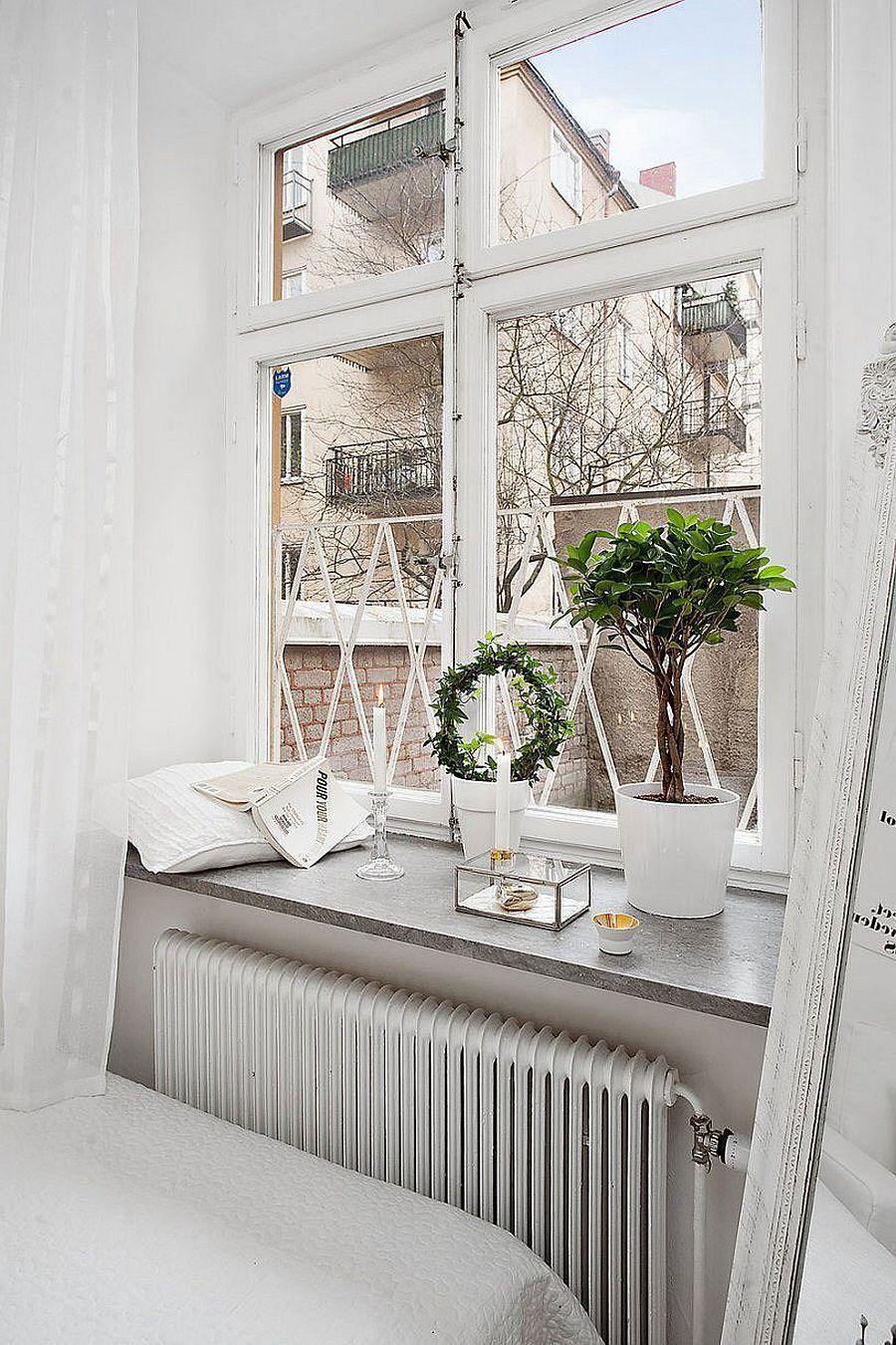 Interior Design For Window Sill Ideas Of Bathroom Pebble Mat All