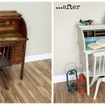 Kids Desk Area Of How Cute Are These Antique