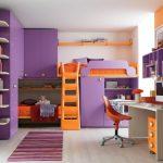 Kids Desk Area Of The Design