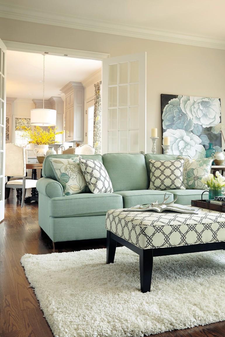 Light Blue Living Room Ideas Of How To