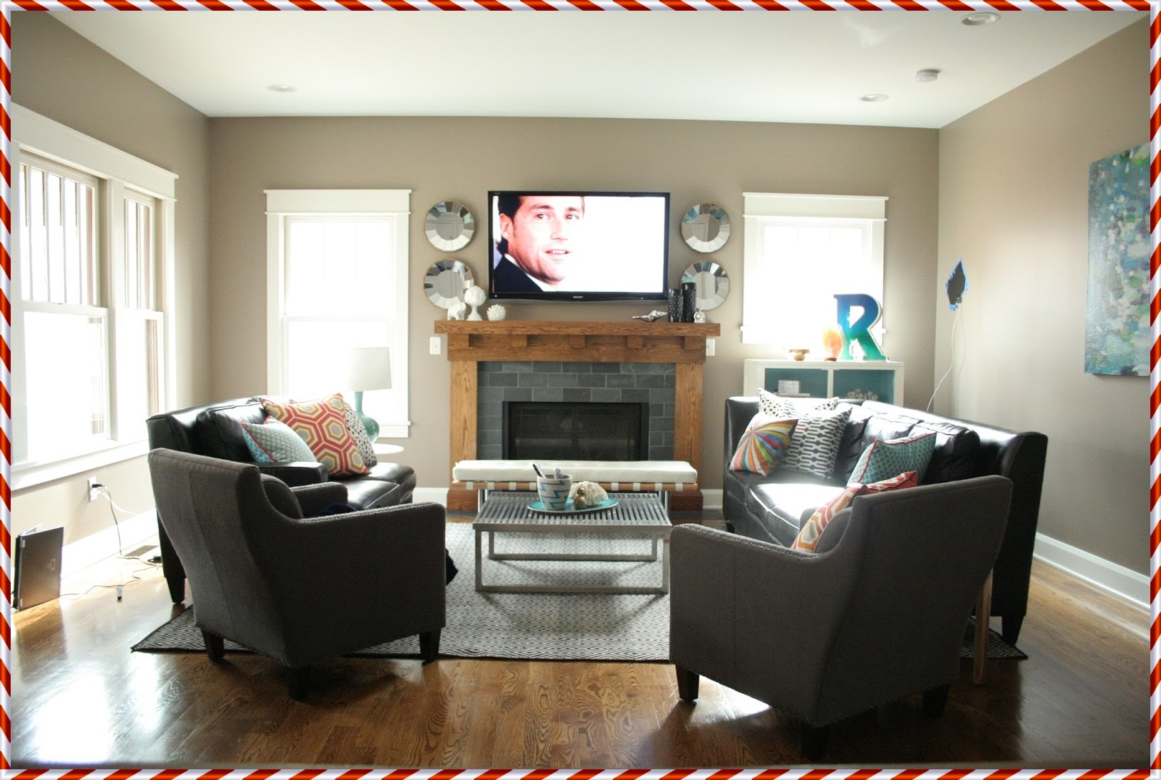 Likeable How To Arrange Living Room Furniture With ...