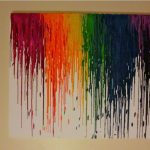 Lovely Modern Painting Ideas Of Contemporary Sponge