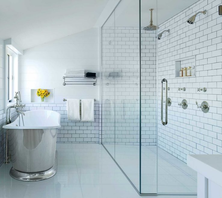 Lovely Small Bathroom Remodels Of Space Saving Ideas For Your