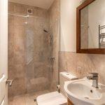 Magnificent Black Toilet Bathroom Design Of Amazing Dark Tile Or Beautiful Designs