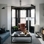 Magnificent Masculine Interior Decorating Of For A Brooklyn Brownstone Apartment Designer Dan