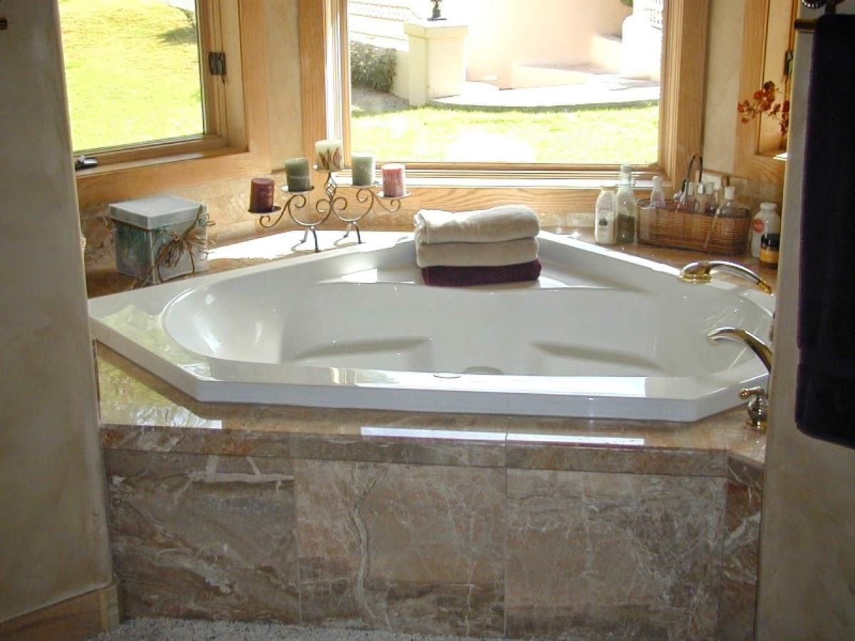 Magnificent Whirlpool Tub Tile Ideas Of Email Thisdesignthis Acnn Decor