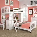 Mesmerizing Kids Desk Area Of Fanciful Teenage Bedroom Pink Teenage Bedroom Ideas