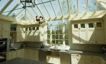 Mesmerizing Kitchen Skylight Ideas