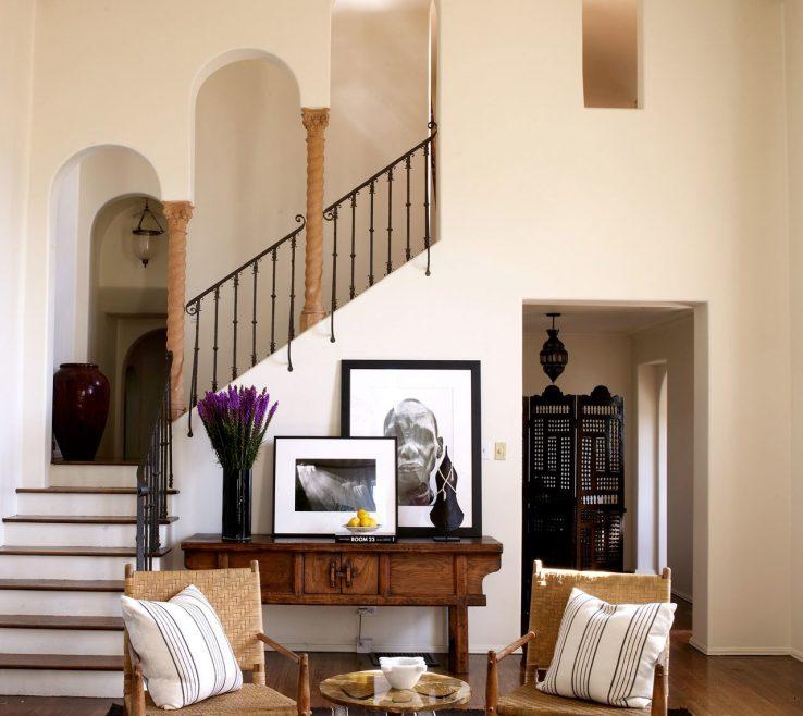 Modern Spanish Style Interior Design Of Stylish Ofice Inspiration Images Gallery