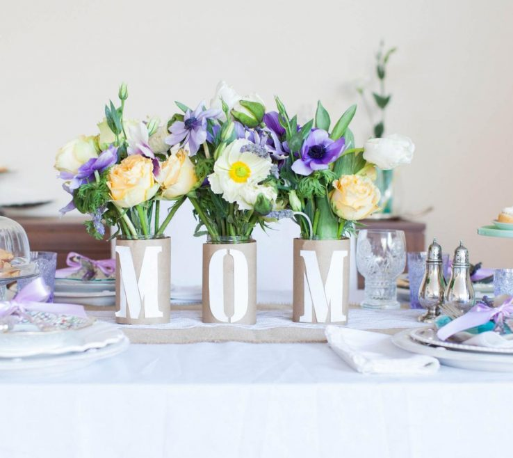 Mother Day Flower Arrangements Ideas Of Diy Mothers Lunch