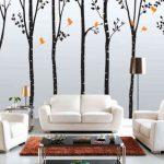 Mural Interior Design Of Decorations Bedroom Painting Walls Decorating