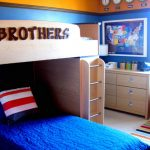 Orange And Blue Decorating Ideas Of Interview The Kids Bedroom
