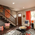 Orange And Blue Decorating Ideas Of Yellow Living Room Living Room Inspiration Living