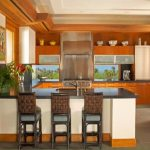 Orange And Brown Kitchen Decor Of Designs Quicua Designs