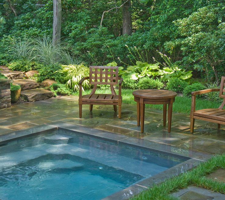Outdoor Spa Design Ideas