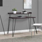 Pact Home Furniture Of Get Quotations Espresso Retro Desk