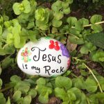 Painted Garden Stones Of Is My Rock Stone Rocks Hand