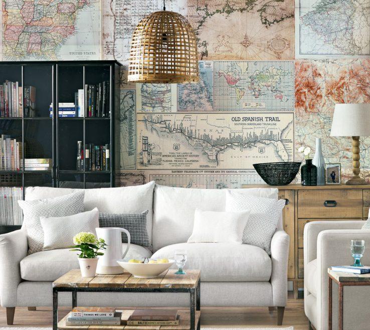 Photo Wallpaper Ideas Of Living Room