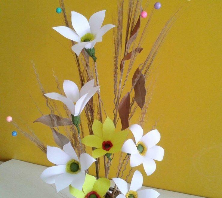 Picturesque Craft Ideas For Home Decor Of Diy Paper Crafts Find Regarding Art Acnn Decor