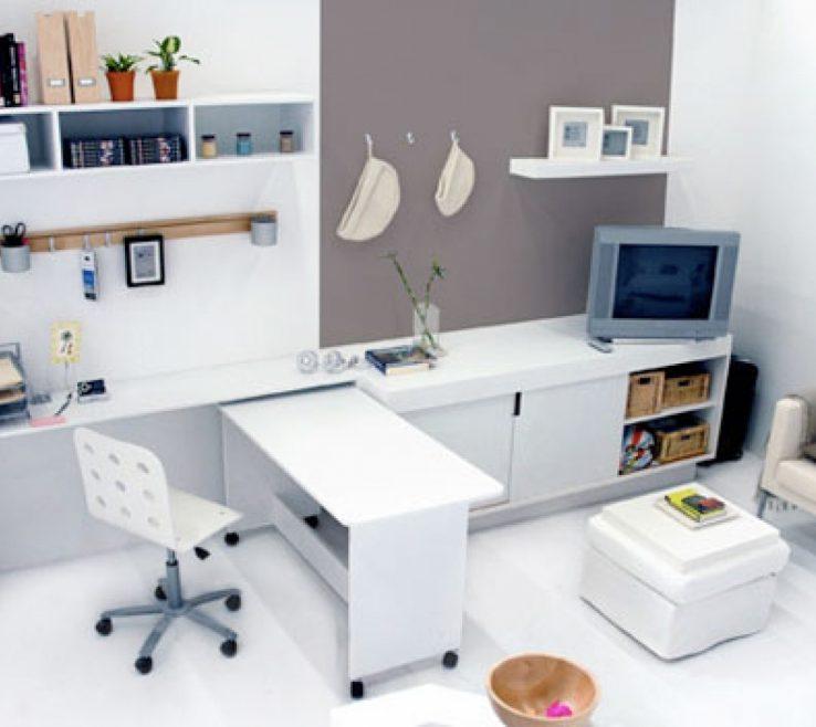 Small Office Design Ideas Of Stylish Contemporary Home Minimalist Mac Mini