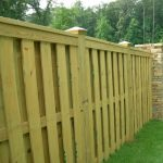 Sophisticated Beautiful Wood Fences Of Fence Designs