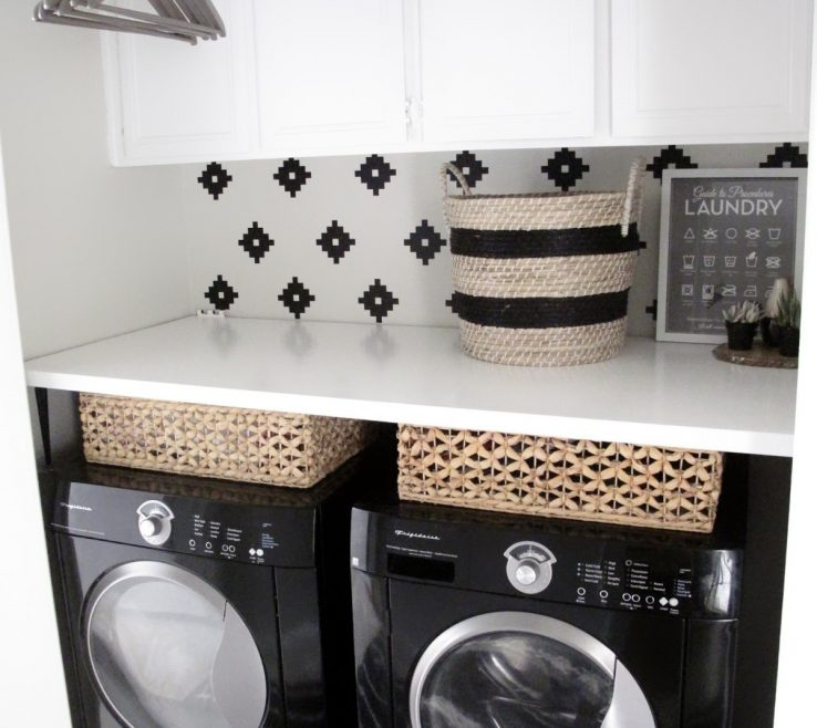 Space Saving Laundry Room Of My Favorite Part Is The I Love