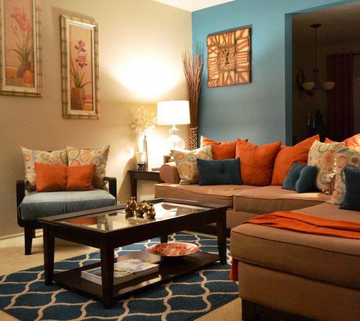 Brown And Orange Bedroom Ideas Acnn Decor