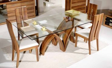Superbealing Dining Room Tables Contemporary Design Of Rectangular Glass Dinning Table Glass Table