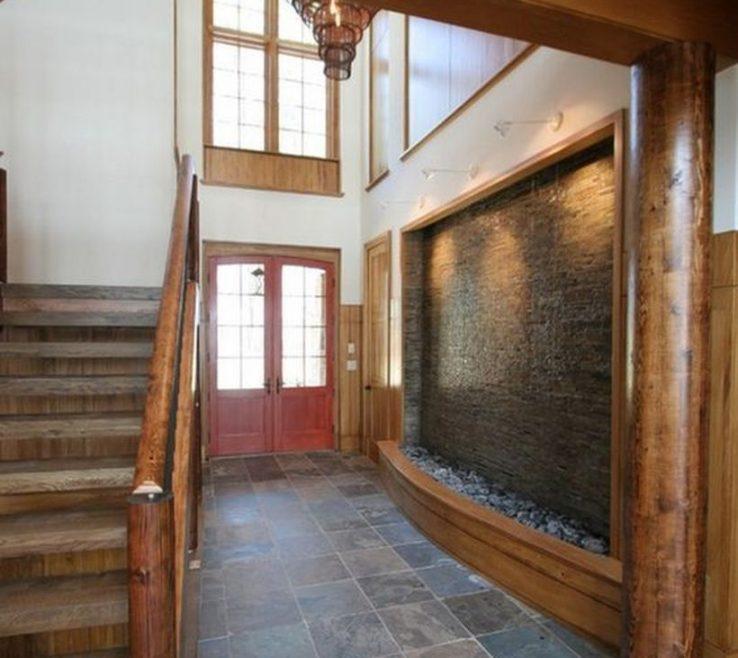 Superbealing Indoor Waterfall Design Of Amazing Modern Wall Ideas