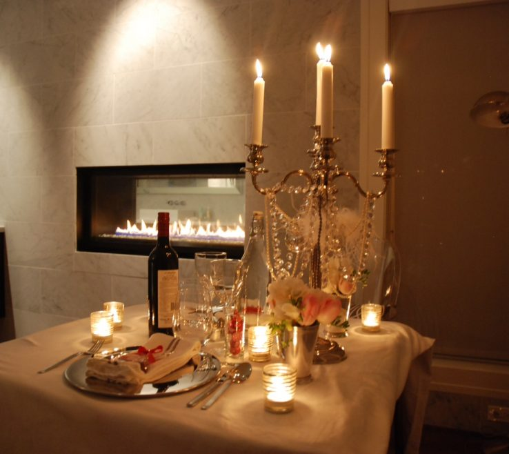 Superbealing Romantic Dinner Decoration Ideas Of Lovely Setting Ideas View By Size X