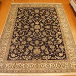Terrific Floor Decoration Of Modern Living Ing Floral Accent Carpet